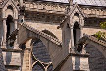 Gothic Architecture / by Kristen Ursin-Smith