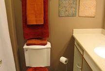 Bathroom Ideas / - / by Lois Moore