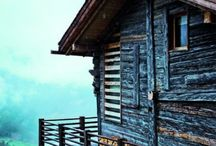 Cabins / by Rusty Pallet
