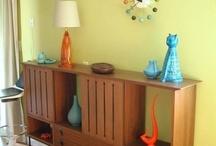 Retro Art & Furniture I Love / by Danice Gentle