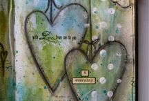 Art Journal... / by Cheryl Billmyer