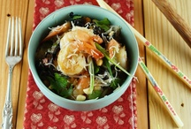 Rice Noodles / by Vicki Anderson Griffis