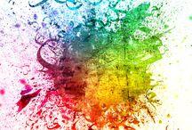 COLORS-Rainbow / by Sevgili ASLI.........