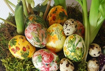 Easter / by Mary Hesdra