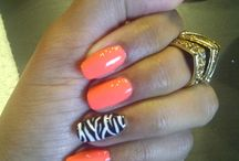 Nails / by Whitney Breeze