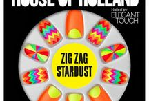 House of Holland x Elegant Touch / by Jenny's Nail Art