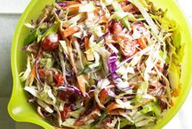 Recipes - Salads / by Rita Phillips