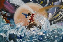 Disney / My favorite icon is Mickey Mouse....things and pictures pertaining to Walt Disney / by Lynn Williams
