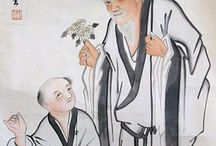 chinese brush painting / by Yuan Wen