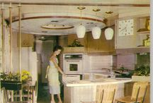 Vintage Mobile homes / by Sandra Sheehan