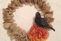 Wreaths / by TwoCrochet Hooks