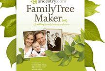 Family tree / by Joan Kurus