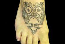 I love a good Tatt / by Huneka Bowers