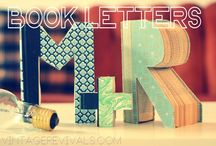 Book Letters / by Teri Voyles