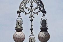 Light my way / Lights, lamps & bulbs  / by Helen Kennerk