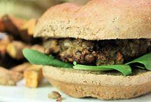 Vegetarian Goodness / by Crissie Rosenow