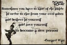 Quotes I love / by Jennifer Villarreal