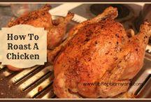 Recipes: Main Dishes / Main dish recipes / by SimplyCanning.com