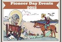 Pioneer Day / by Devony Wilson