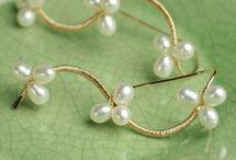 Handmade Earrings / by Stephanie