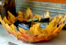 Autumn & Fall crafts / by YourSiteNeedsMe