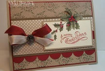 xmas cards / by Janette Nelson