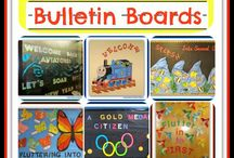 bulletin.board.ideas / by Angie Maguire
