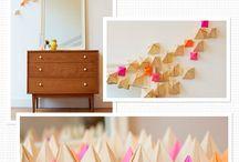 dobraduras/origami / by Julia Ribeiro