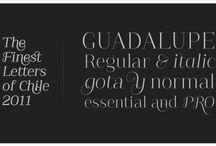fonts love / by Lydia Kurniawati