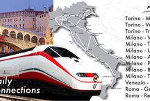 Italy trains / by Sam Mooney