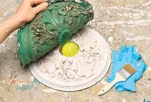 Creating molds / by Shannon Wilson