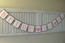 Bridal Shower / by Encore Banners