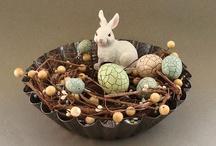 Easter decor / by Maryann Rees-Winenger