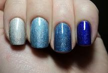 Nails / Fun colors / by Nicole Stevens Belford