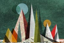 illustration inspiration. / by dianne vallier