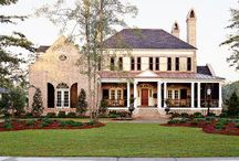 House Exteriors / by Lee Ann Wortham