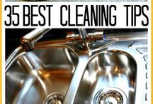 Cleaning!!!! / by Kristie Johnson