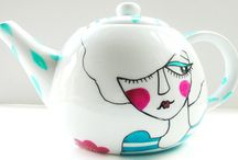 Teapots.. / by Christina Phoenix