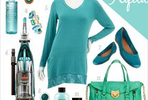 All About Aqua / by QVC