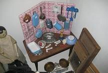 Dolls & Accessories / by Vickie Nicholas
