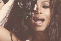 Janet Jackson / by Frida Jackson