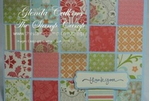 Quilt/Sewing Themed cards / by Kren Kurts