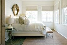 Bedrooms / by Suzanne Shumaker