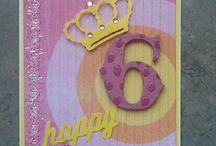 Kids Birthday / Cards / by Judy Shears