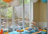 Kid's Birthday Party Ideas / by Misty Fergason