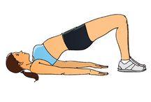 health fitness wellness / by Pamela Hill