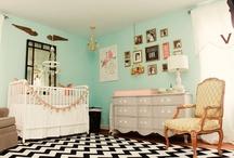 Nursery chic / by Jeni Cheney Cowan