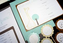 Baby Shower Ideas / Ideas for Nikki's baby shower!! / by Alicia Coffman Quenemoen