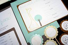 Baby Shower Ideas / Ideas for Nikki's baby shower!! / by Alicia Coffman Quenemoen