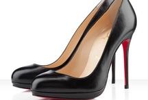 Shoes Shoes Shoes / by Melanie Keshav